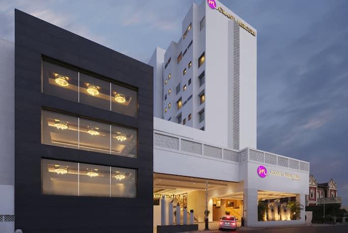 Grand Mercure Vadodara Surya Palace An Accor Hotels Brand In