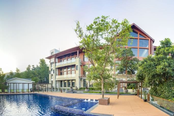 Trivik Hotels Resorts Chikmagalur