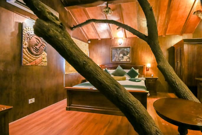 Tree House Jaipur With The Tree House Resort In Jaipur Book Room 13500night
