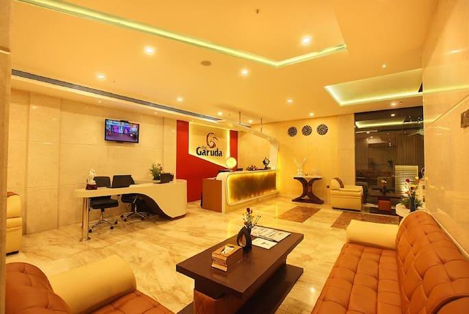 Garuda Hotel In Thrissur Book Room Night