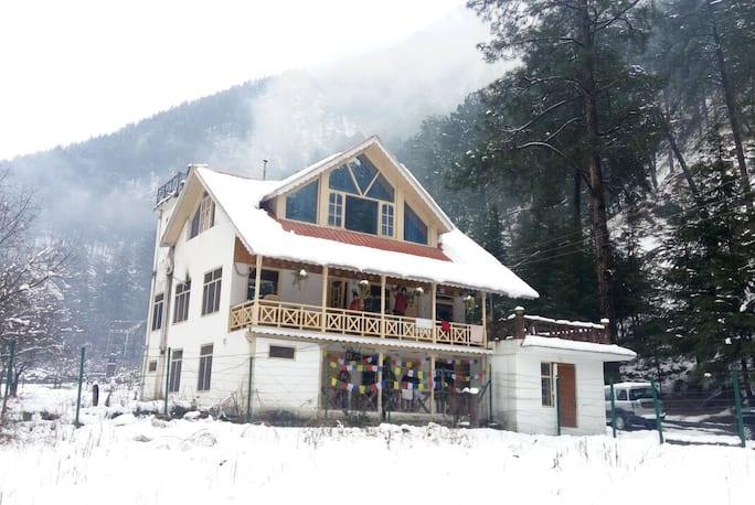 Parvati Woods Cottage In Kasol