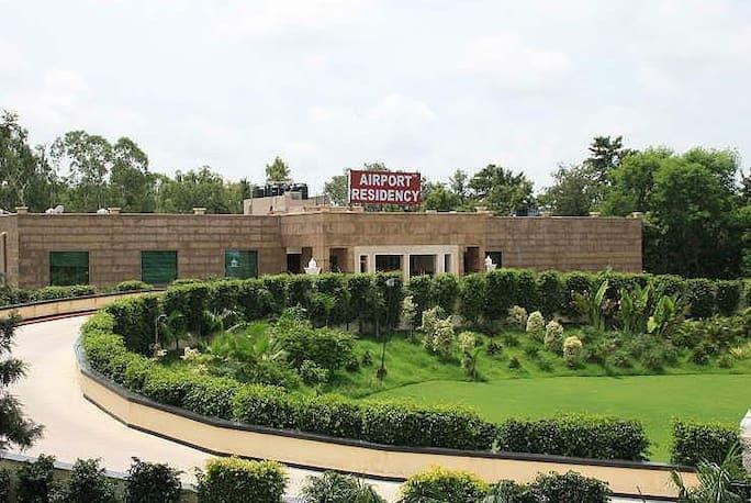 Hotel Airport Residency in New Delhi - Book Room 2429/night