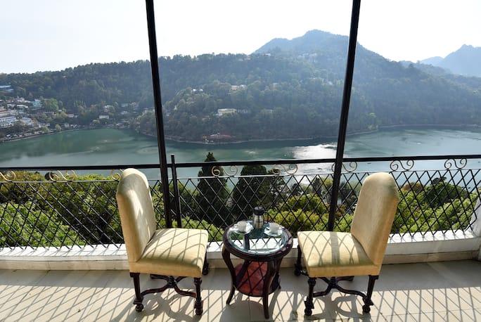 Hotel Mount N Lake In Nainital Book Room 1400 Night