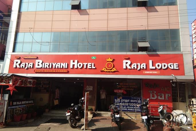 Raja Lodge in Thanjavur - Book Room /night