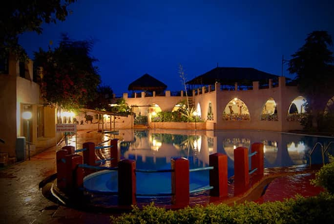 Country Club Wildlife Resort in Bandipur - Book Room 10000/night