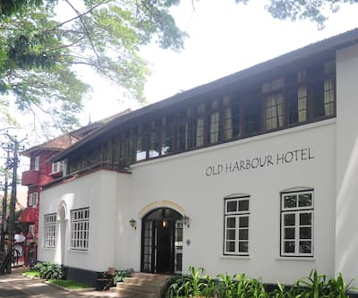 Old Harbour Hotel,Cochin