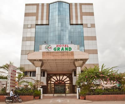 Hotel PLR Grand By Tommaso,Tirupati