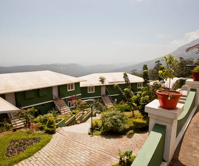 Mountain Trail Resort,Munnar