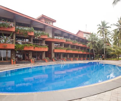 Uday Samudra Leisure Beach Hotel & Spa,Kovalam