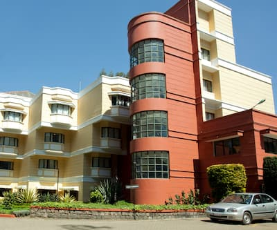 Fortune Hotel Sullivan Court - Member ITC Hotel Group,Ooty