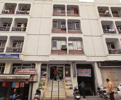 Hotel Jammu International,Jammu