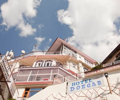 Hotel Doegar, Mall Road,