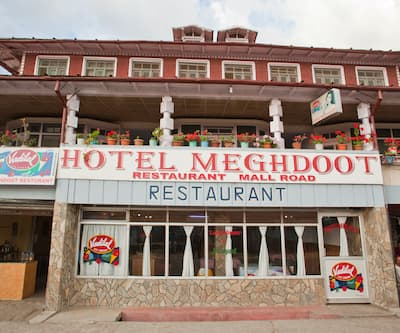 Hotel Meghdoot, The Mall,