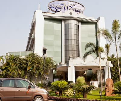 New Marrion Hotel,Bhubaneshwar