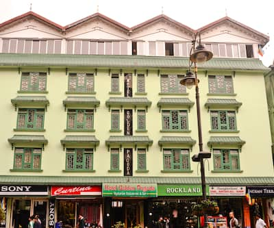 Hotel Golden Pagoda,Gangtok
