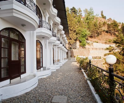 Mussoorie Gateway, Mall Road,