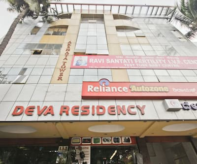 Deva Residency, Double Road,