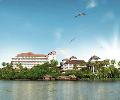 The Raviz Resort & Spa,Kollam