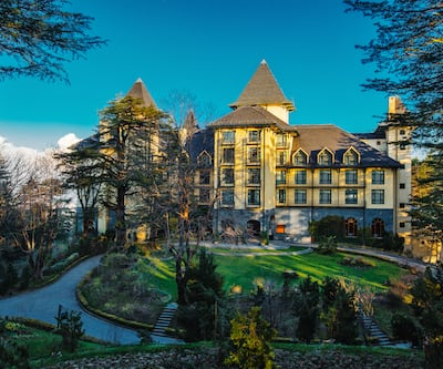 Wildflower Hall, An Oberoi Resort,Shimla