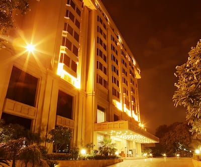 The Metropolitan Hotel & Spa New Delhi,New Delhi