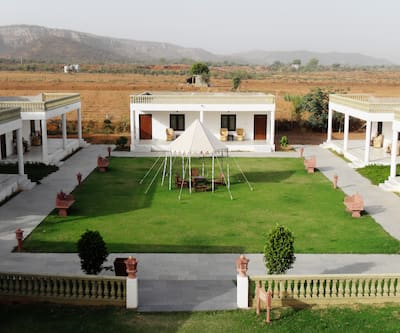 Tiger Den Resort,Ranthambore