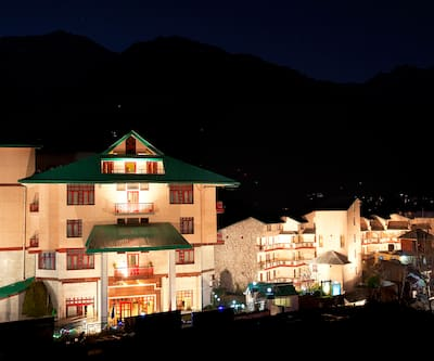 Manali - White Mist, A Sterling Holidays Resort, Prini,