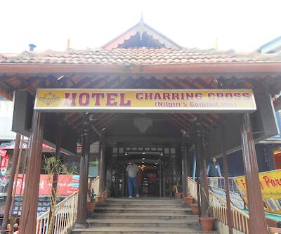 Hotel Charring Cross,Ooty