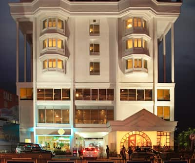 Hotel Abad Plaza (Next to Central Mall),Cochin