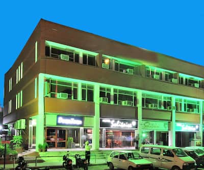 Hotel Solitaire,Chandigarh