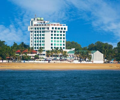 The Quilon Beach Hotel, Beach Road,
