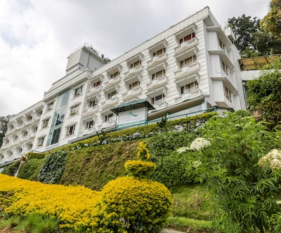 Misty Mountain Resort,Munnar