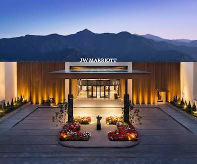 JW Marriott Mussoorie Walnut Grove Resort & Spa,Mussoorie