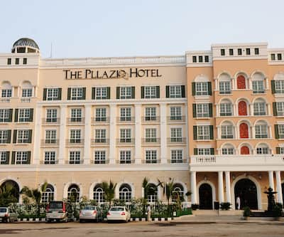 The Pllazio Hotel,Gurgaon