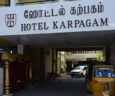 Hotel Karpagam International,Chennai