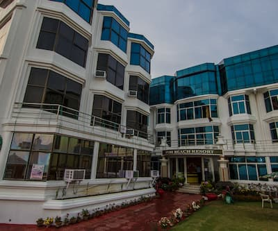 Hotel Puri Beach Resort,Puri