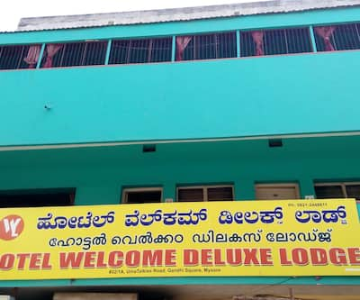 Welcome Deluxe Lodge,Mysore