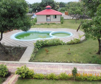 The Gir resort,Sasan Gir