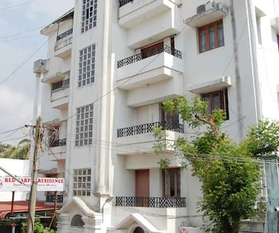 Red Carpet Residence,Pondicherry