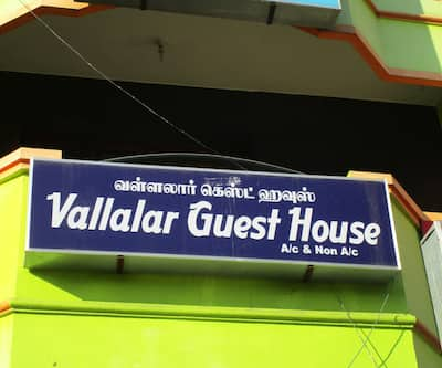 Vallalar Guest House,Pondicherry