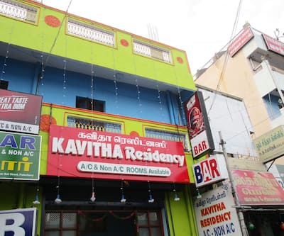 Kavitha Residency,Pondicherry