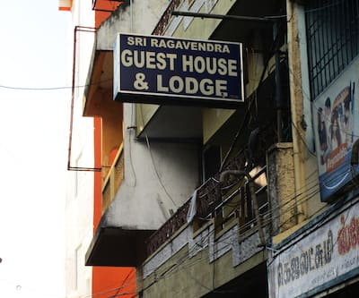 Sri Raghavendra Guest House,Pondicherry