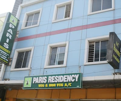 Paris Residency,Pondicherry