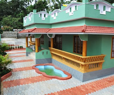 County Pep Holiday Home,Wayanad