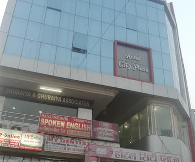 Hotel City Plaza,Gwalior