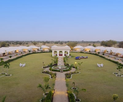 Matrachhaya Resort and Royal Camp,Jodhpur