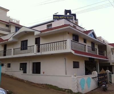 Royal Serene Villas,Ooty