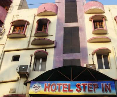 Hotel Step In,Bhubaneshwar