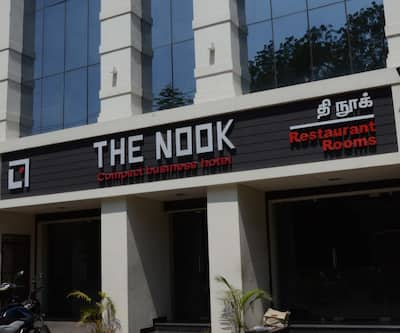 Hotel The Nook,Madurai
