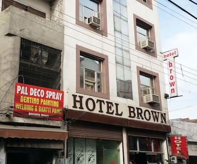 Hotel Brown,Ludhiana