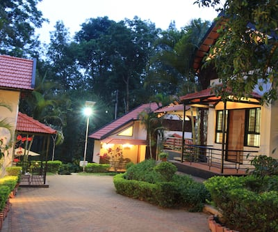 Honey Pot Homes Stay,Coorg